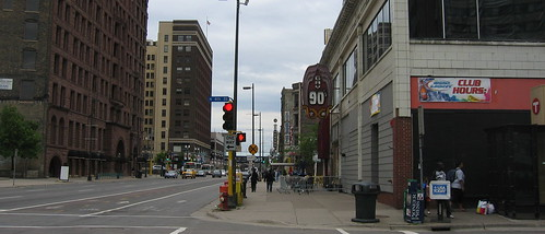 Minneapolis corner