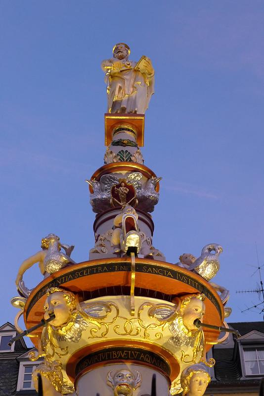 A la découverte de Trier (Allemagne) - 014 - Hauptmarkt