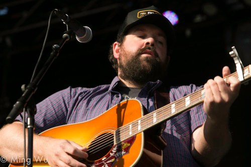 Donovan Woods @ Ottawa Bluesfest 2015