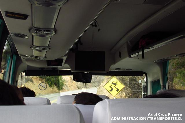 Yanguas - Carretera del Cobre - Irizar Century / Mercedes Benz (DLWB82)