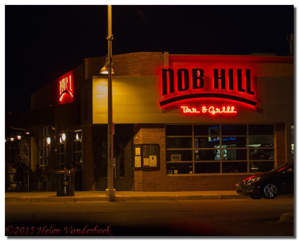 Nob Hill Bar and Grill