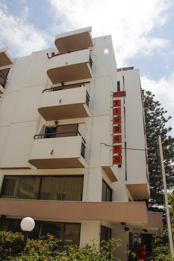 et godt hotel på Kos, Grækenland
