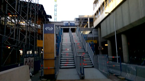 El nuevo vestíbulo de Utrecht Centraal