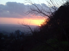 Sunset from Shaftesbury