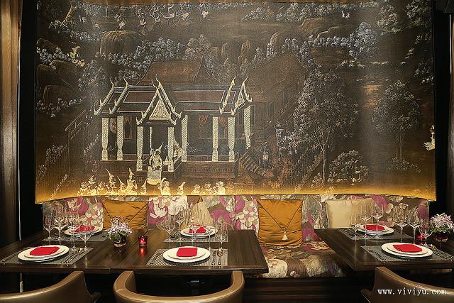 OSHA,曼谷,泰國,泰式料理,美食,調酒 @VIVIYU小世界