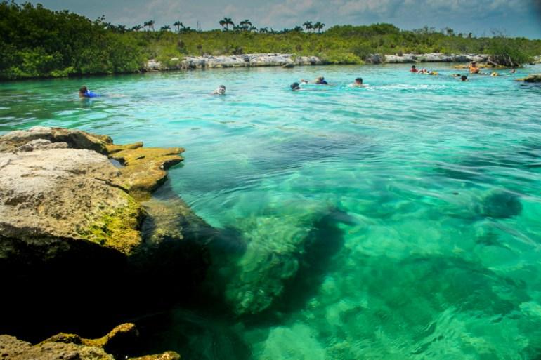 Cenote Yal Ku