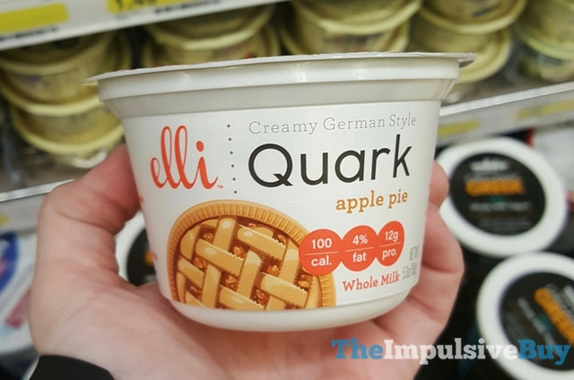 Elli Quark Apple Pie Yogurt