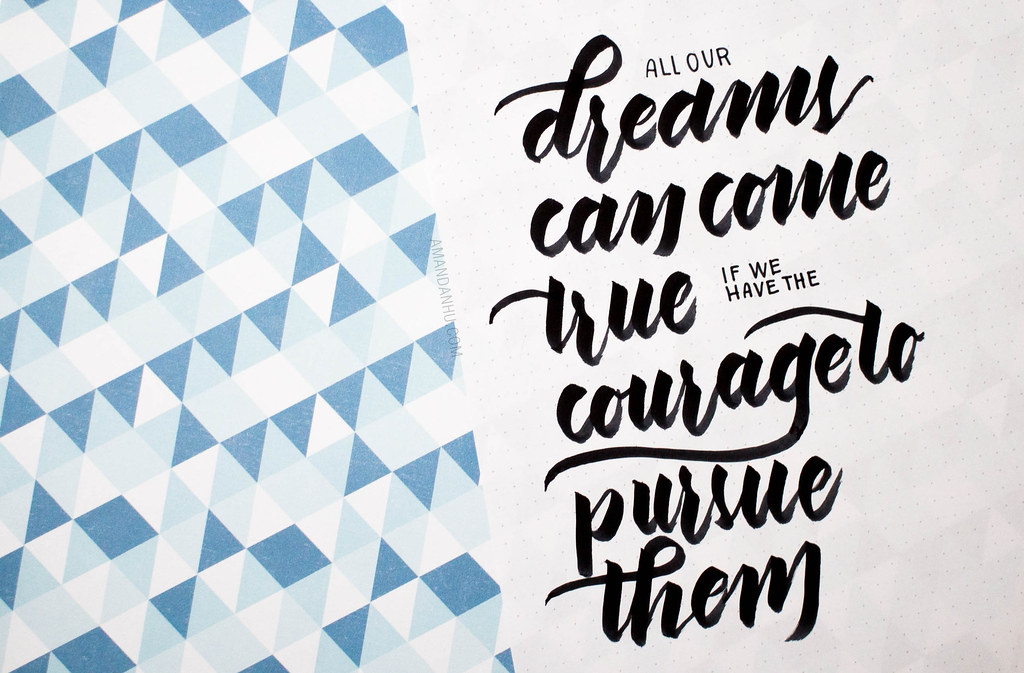 brush pen quote 1