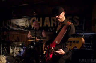 The Pat McManus Band live in Enniskillen