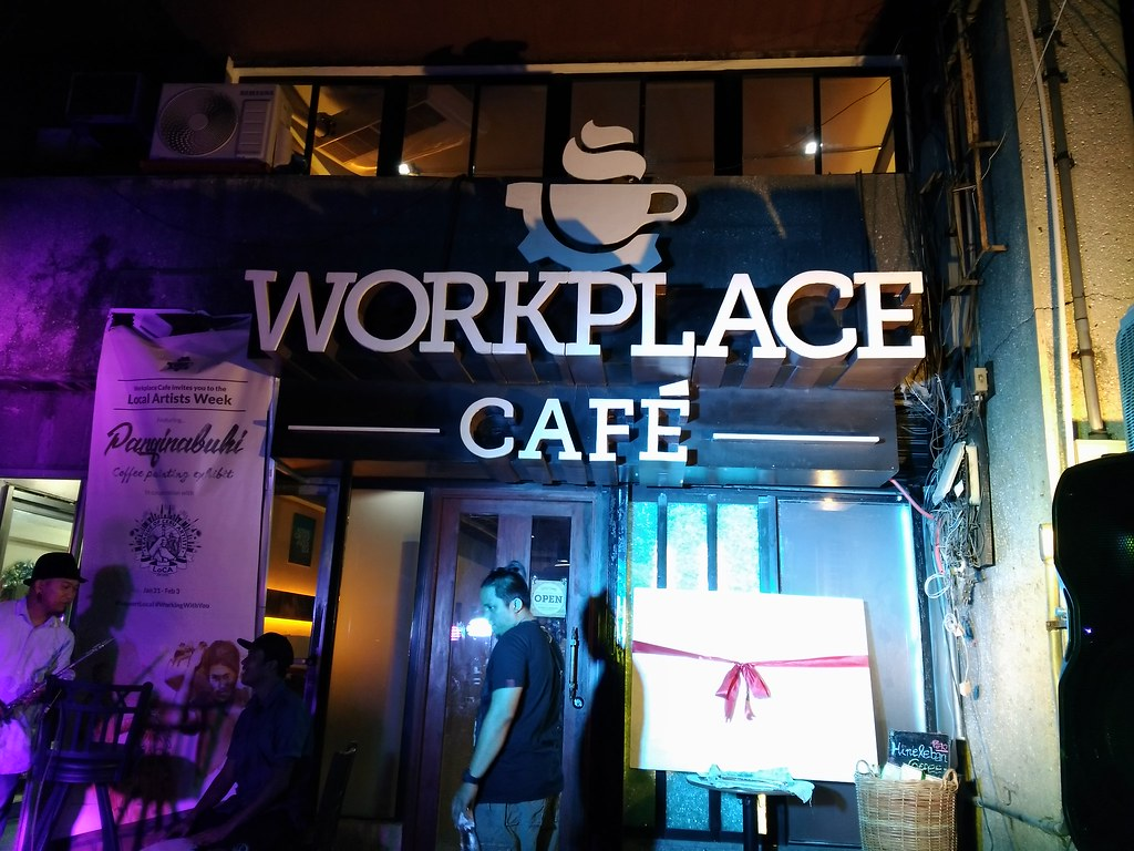 #workplacecafe