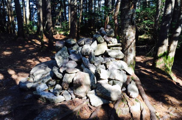 East Osceola Summit Cairn