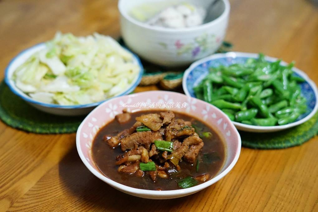 醬燒松板豬-醬香開胃又下飯 紅燒松板豬 (2)