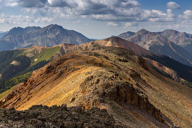 Anvil Mountain Ridge