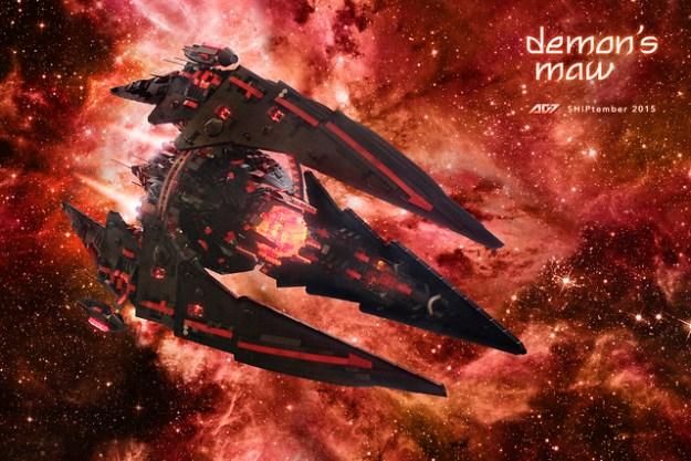 Demon's Maw (SHIPtember 2015)