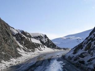 Climbing the 3600m Taldyk pass | Jan, 2016