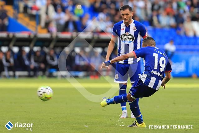 Temporada 15/16. R.C.Deportivo 0 - Real Sociedad 0