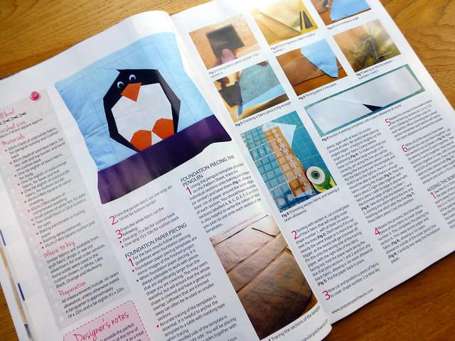 Popular Patchwork Dec'15 Issue