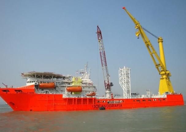 Levanta Seido aseguramiento de dos barcos de Oceanografía