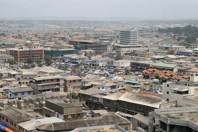 Panomara of Central Accra