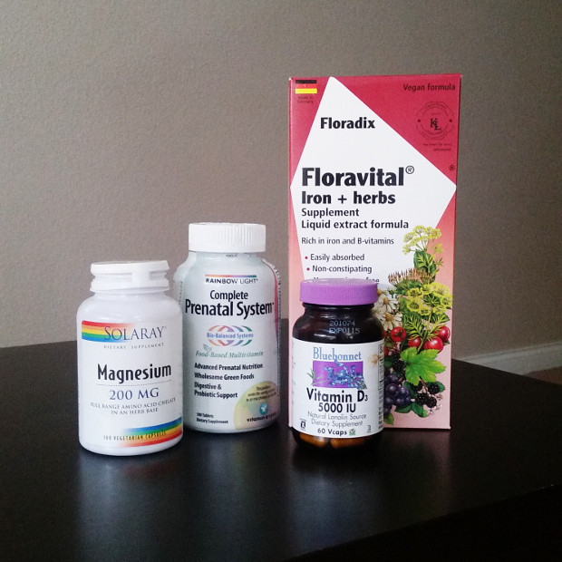 Some supplements I actually do recommend