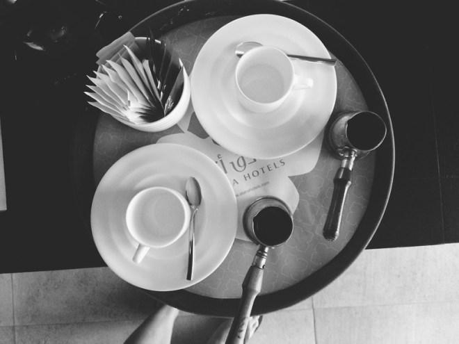 After-Dive-Drink: Türkischer Kaffee