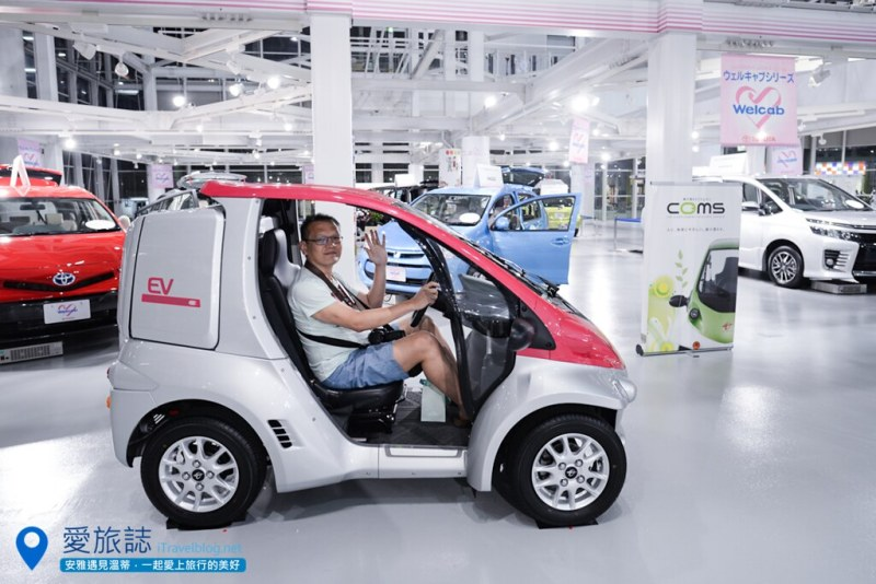 《东京景点推荐》TOYOTA台场展示中心:近距离体验未来好车