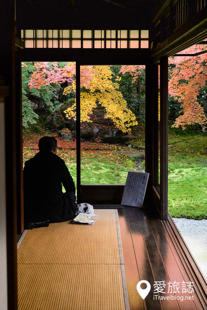 京都賞楓景點 琉璃光院 40