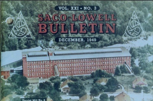 Pacolet Mill No. 3
