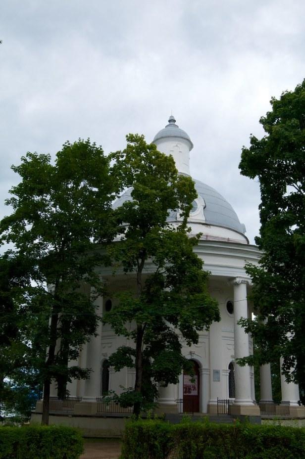 Валдай, Новгородская область, Россия, Валдайский Музей колоколов в здании Екатерининской церкви