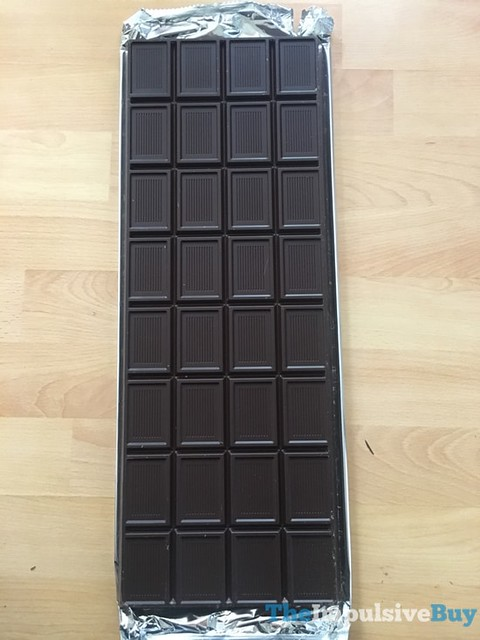 Trader Joe's Dark Chocolate Commendation Bar 3