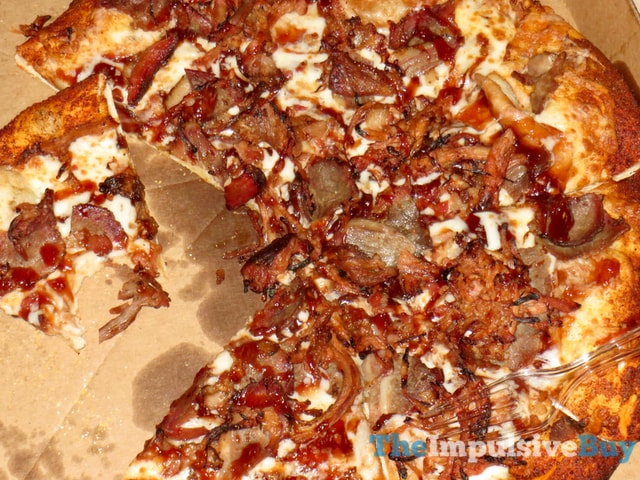 Little Caesars Smokehouse Pizza 3