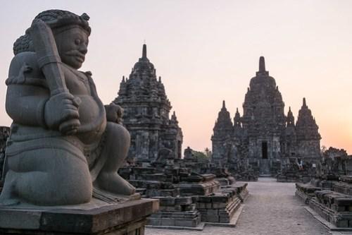 Candi Sewu group, Prambanan