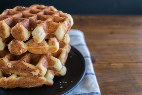 delicious belgian waffles