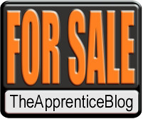 TheApprenticeBlog.com For Sale