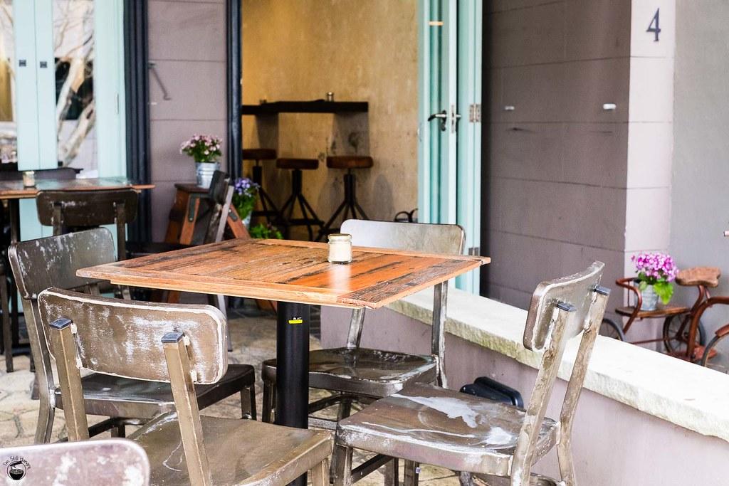 Cafe Oratnek Redfern