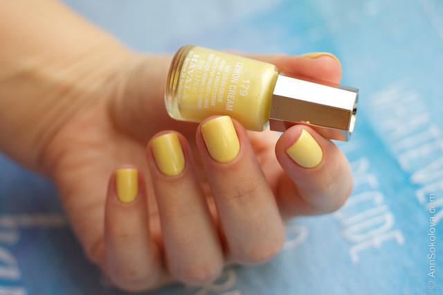 02 Mavala #179 Lemon Cream