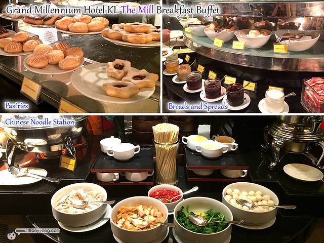 Grand Millennium KL The Mill Breakfast Buffet 4