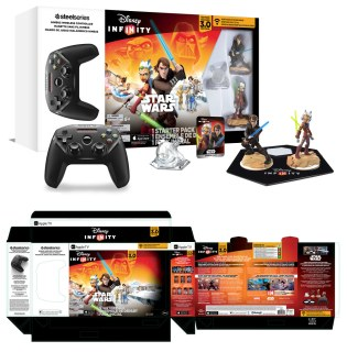 Disney Infinity 3.0 Edition | Apple TV Packaging