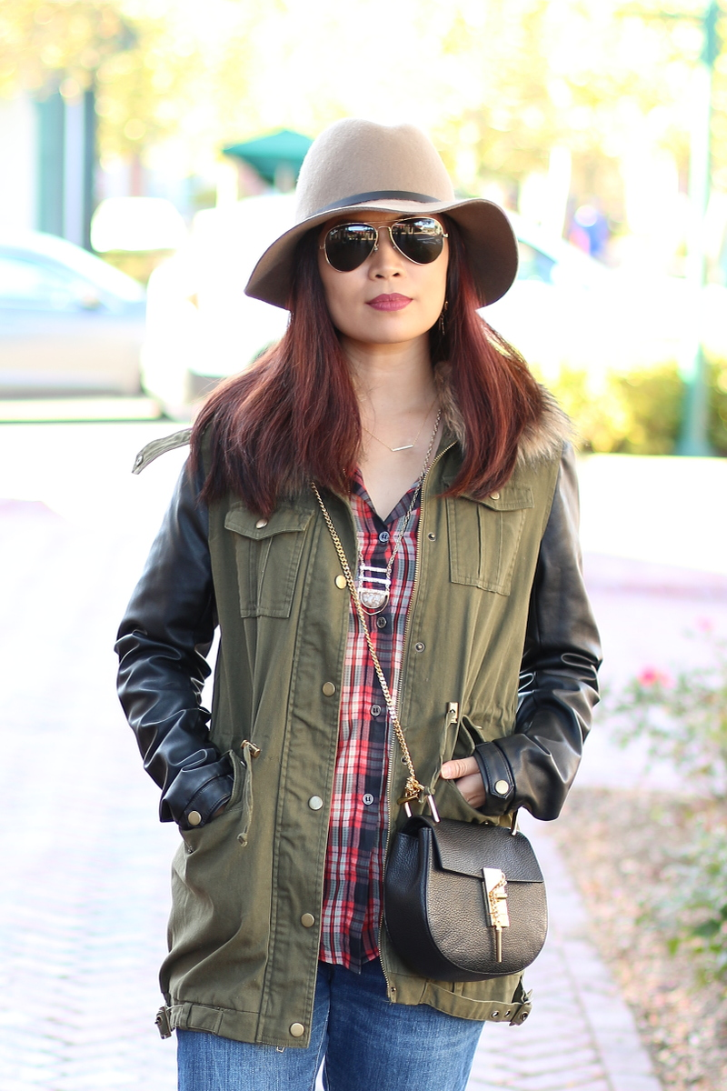 fedora-plaid-top-chloe-drew-bag-3