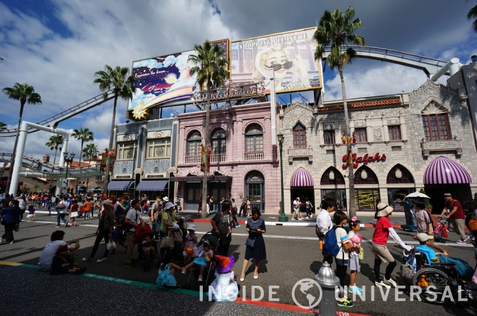 Inside Universal Studios Japan – Hollywood