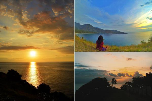Sunset Bukit Malimbu