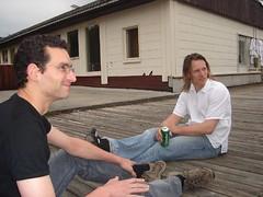 Mathias and Sverre