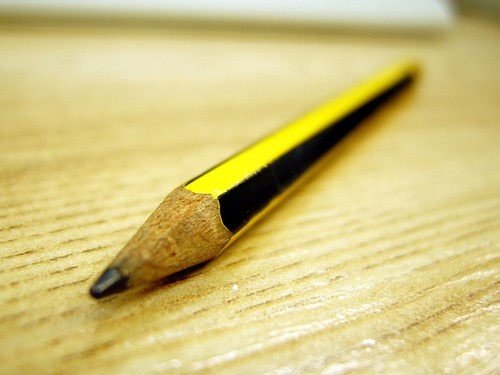 "Pencil  macro ""close up"""