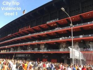 city trip valencia voetbal wedstrijd jaaroverzicht