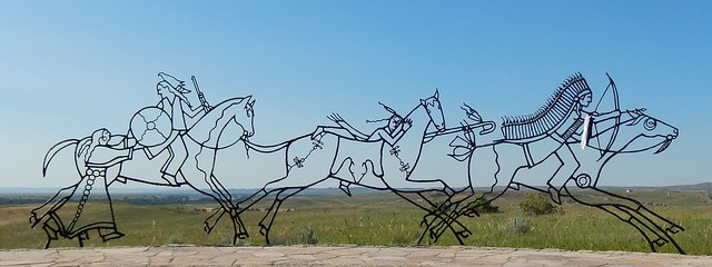 Battle of Little Bighorn - Indian Memorial