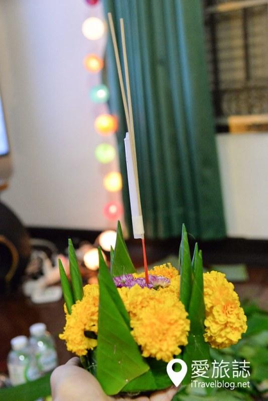 《清迈课程体验》水灯制作课程:全程中文教学三款水灯制作,一起前往湄平河畔施放
