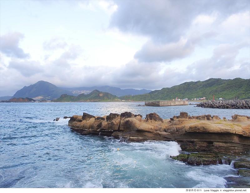 北部海景咖啡,基隆景點,基隆餐廳,希臘天空,海景餐廳,潮境公園 @薇樂莉 Love Viaggio | 旅行.生活.攝影