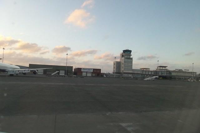 Oostende airport