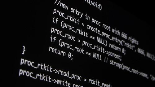 Rootkit code