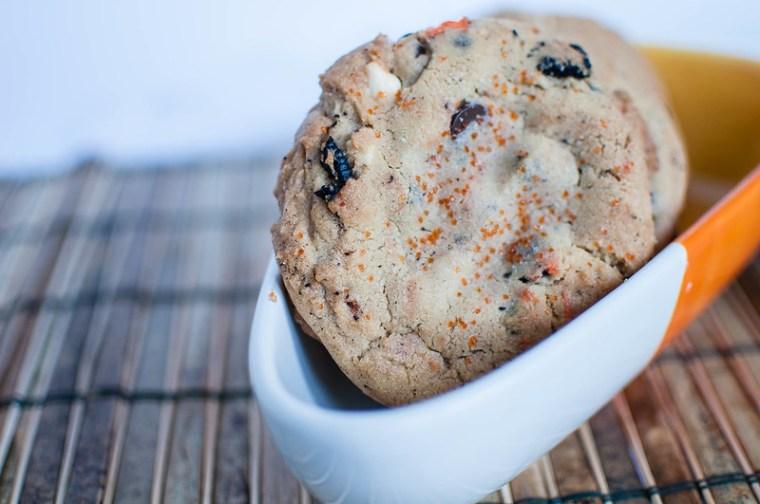 Loaded Cookies and Cream Halloween Cookies 7